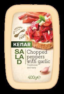 Pepper salad with garlic KENAR